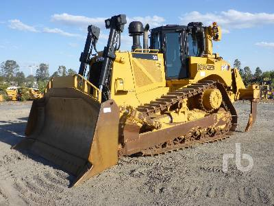 2014 CATERPILLAR D8T Crawler Tractor