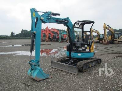 2018 KUBOTA RX406E Mini Excavator (1 - 4.9 Tons)