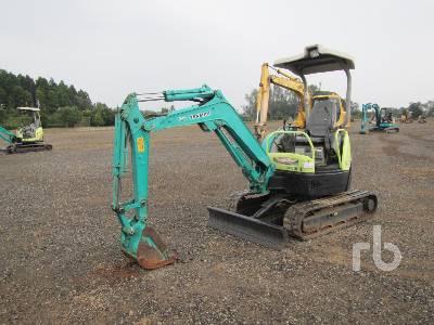 2007 YANMAR VIO20-3 Mini Excavator (1 - 4.9 Tons)