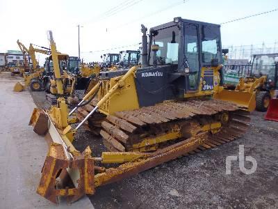 1999 KOMATSU D31PLL-20E Crawler Tractor