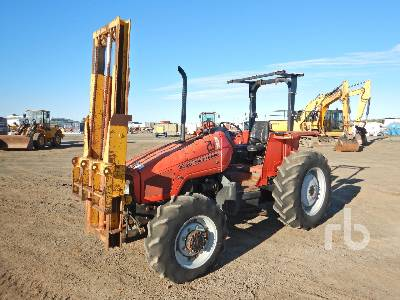 Massey Ferguson Agricultural Tractors For Sale | IronPlanet