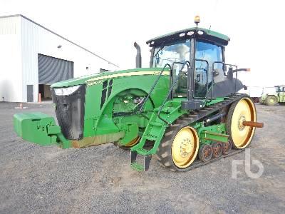 2012 JOHN DEERE 8360RT Track Tractor