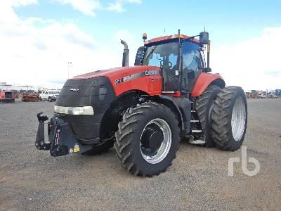 2011 CASE IH MAGNUM 340 MFWD Tractor