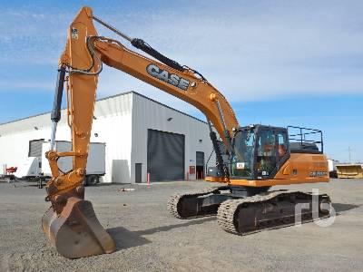 2012 CASE CX300C Hydraulic Excavator