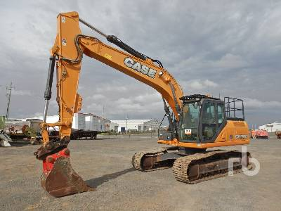 2015 CASE CX210C Hydraulic Excavator