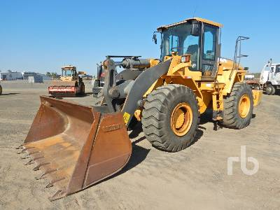 2013 VOLVO L105 Wheel Loader