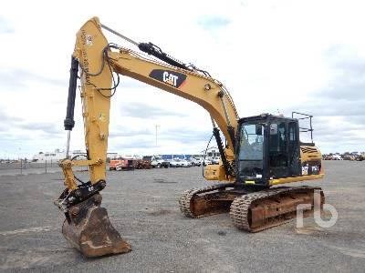 2012 CATERPILLAR 315D L Hydraulic Excavator