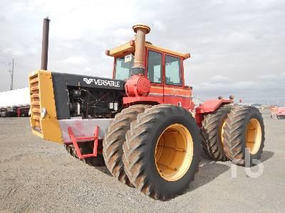 1984 VERSATILE 835 4WD Tractor