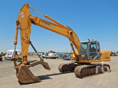 KATO HD820V Hydraulic Excavator