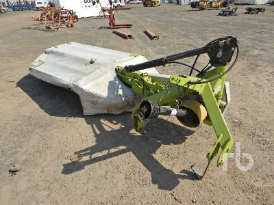 2012 CLAAS DISCO 250 Disc Mower