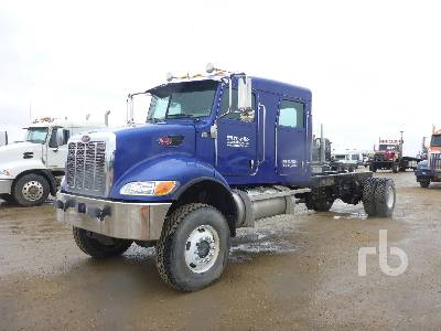 Peterbilt Cab & Chassis For Sale | IronPlanet