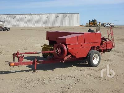 Welger RP 320 Farmer Baler Specs & Dimensions :: RitchieSpecs
