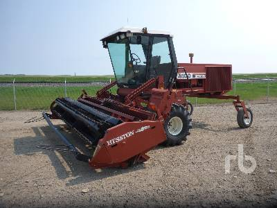 Hesston Mower Conditioner For Sale | IronPlanet