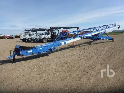 2017 BRANDT 20110 20 In  x 110 Ft Grain Conveyor | Ritchie Bros