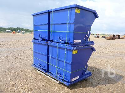 UNUSED 2019 SUIHE (4) Self Dumping Hopper Bins Miscellaneous