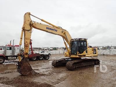 Komatsu PC200-6 EXCEL Hydraulic Excavator Specs & Dimensions