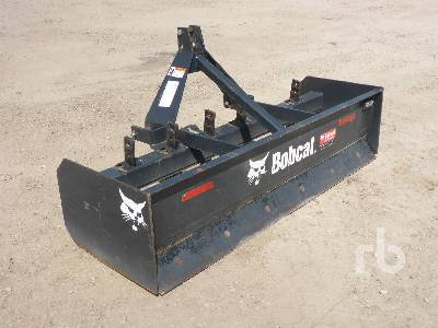 BOBCAT 6 Ft Box Blade Tractor Attachment - Other | Ritchie Bros