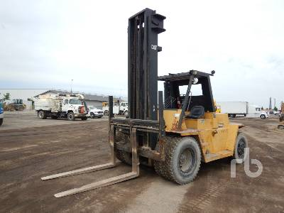 Caterpillar P17500 Forklift Specs & Dimensions :: RitchieSpecs