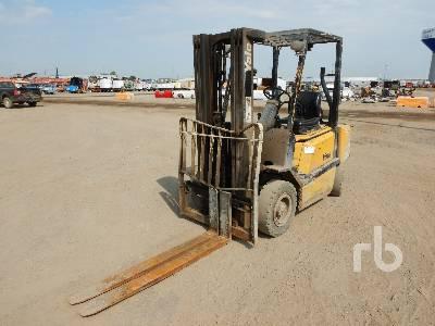 Yale GP030VX Forklift Specs & Dimensions :: RitchieSpecs