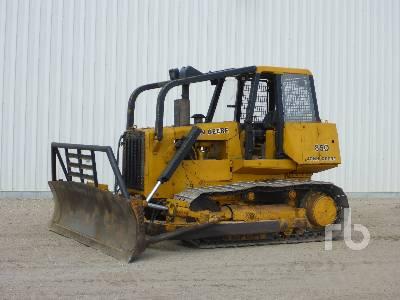 John Deere 700H LGP Crawler Tractor Specs & Dimensions :: RitchieSpecs