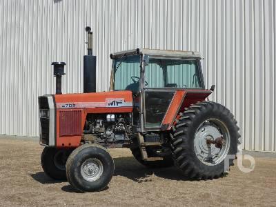 Massey Ferguson 245 Hydraulic System