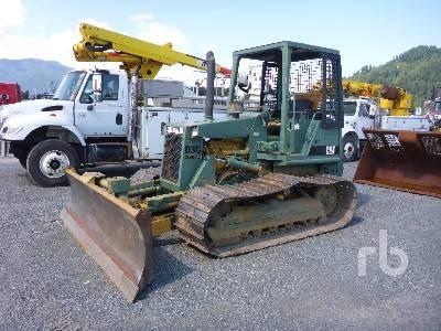 Caterpillar D5G LGP Crawler Tractor Specs & Dimensions :: RitchieSpecs