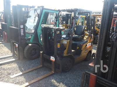 Caterpillar V50b Forklift Specifications