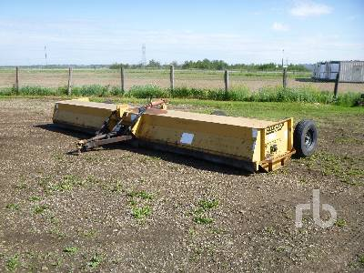 ALLOWAY 24 Ft Flail Mower   Ritchie Bros  Auctioneers