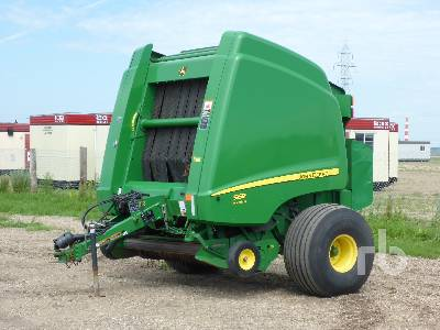 John Deere 530 Baler Years Made