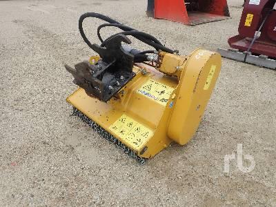 SEPPI H3 85 Q/C Mulcher Excavator Attachment - Other