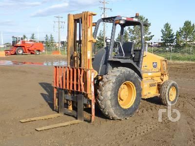 2012 JCB 930 Rough Terrain Forklift