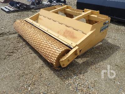 JOHN DEERE WORK PRO RL66 Land Leveler Skid Steer Attachment