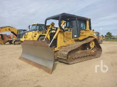 Caterpillar D6H LGP Crawler Tractor Specs & Dimensions