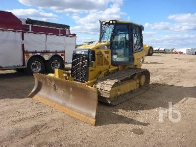 Caterpillar D3 Crawler Tractor Specs & Dimensions