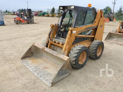 Case 445 Skid Steer Loader Specs & Dimensions :: RitchieSpecs