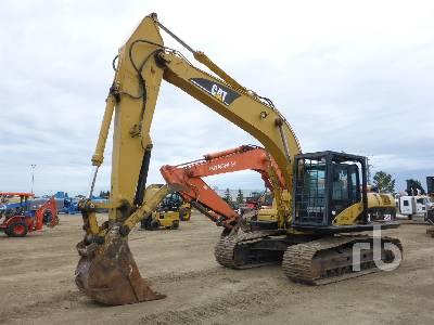 Caterpillar 325D L Hydraulic Excavator Specs & Dimensions