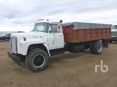 International Grain Truck For Sale | IronPlanet