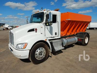 Plow Trucks For Sale >> Kenworth Snow Plow Trucks For Sale Ironplanet