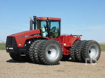 2002 CASE IH STX375 4WD Tractor