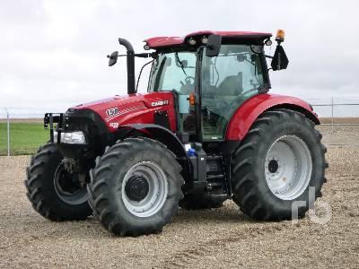 2016 CASE IH MAXXUM 150 MFWD Tractor