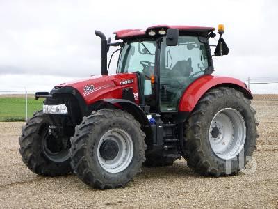 2015 CASE IH MAXXUM 150 MFWD Tractor