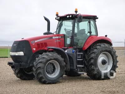 2015 CASE IH MAGNUM 180 MFWD Tractor