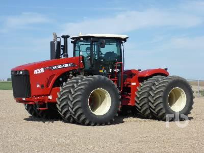 2014 VERSATILE 450 4WD Tractor