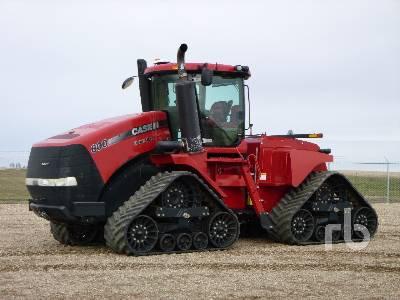 2012 CASE IH STEIGER 600 Quadtrac Track Tractor