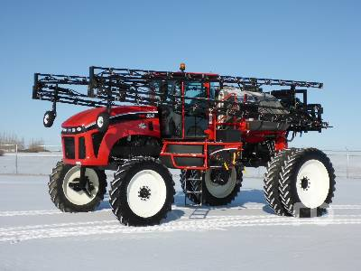 2015 APACHE AS1020 100 Ft High Clearance Sprayer
