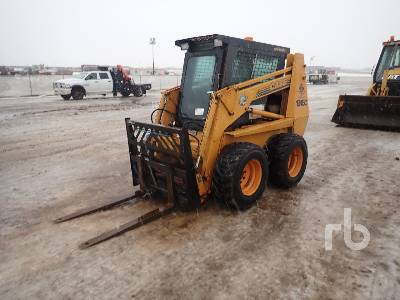 1998 CASE 1845C Skid Steer Loader
