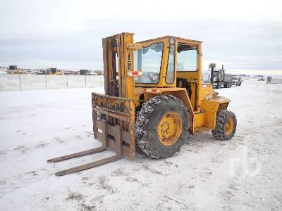 SELLICK 8000 Forklift