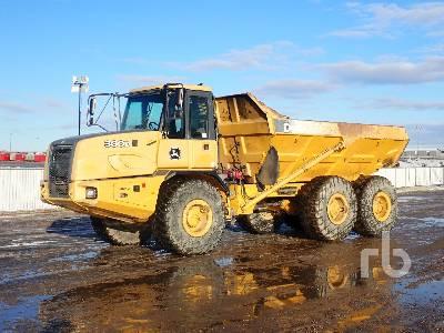 2008 JOHN DEERE 300D Articulated Dump Truck
