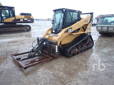 2003 CATERPILLAR 287 Multi Terrain Loader
