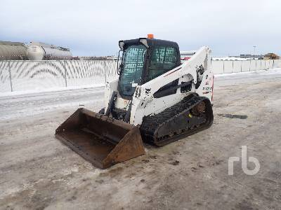 2014 BOBCAT T750 Multi Terrain Loader